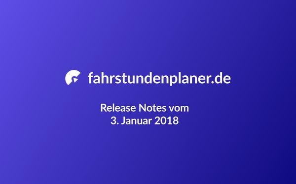 Release Notes: ein neues Preismodell