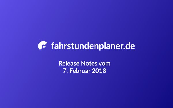 Release Notes: Automatisch beworbene Termine