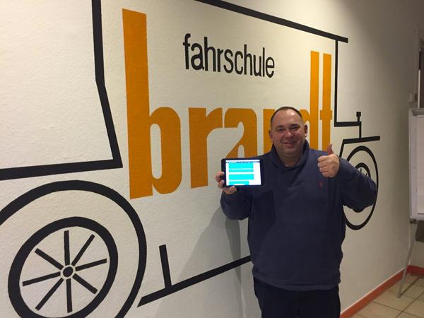 Erfolgsstory: B.R.A.N.D.T. Fahrschule GmbH